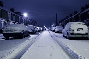 zasady bezpiecznej jazdy w zimie